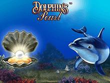 В казино автомат Dolphin's Pearl