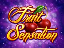 Автомат Fruit Sensation в казино