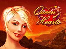 Автомат Queen Of Hearts с бонусами