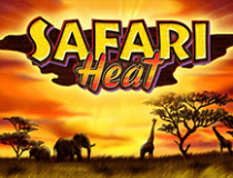 Автомат Safari Heat в казино