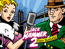 Новый игровой автомат Jack Hammer 2 с потрясающим сюжетом