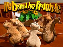 Игровой автомат Ned And His Friends на деньги