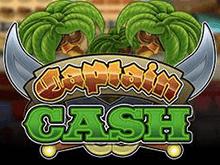 Бонусы и спецсимволы в игровом слоте Captain Cash