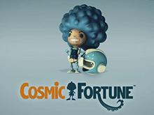 Бонусные раунды, фриспины, Вайлды, Скаттеры в слоте Cosmic Fortune
