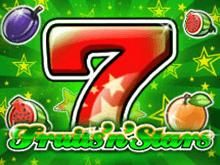 Бонусные и специальные символы в слоте Fruits'n'Stars
