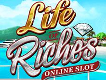 Бонусные раунды, фриспины, специальные символы в Life Of Riches