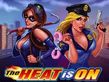 The Heat Is On от Microgaming – это комбинации из ярких символов в игровом автомате онлайн