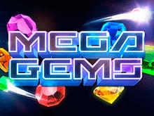 Mega Gems: бонусы и выигрыш на сайте азарта