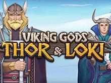 Боги Викингов: Тор И Локи: секреты и бонусы игрового автомата